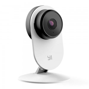 IP CAM CAMERA TELECAMERA WIRELESS 1080p WIFI INFRAROSSI  YI Home