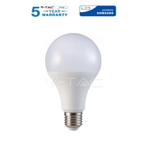LAMPADINE LED V-Tac E27 9W a 20W Lampada Sfera Globo Bulbo Par freddo caldo naturale